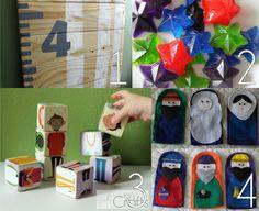 Kit's Crafts - #HandmadeChristmas
