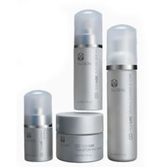 Now you have the power to change the past, present, and future of your skin. Our most advanced and complete anti-aging system infuses your skin with the power of ageLOC on a daily basis to target aging at its source. Together, these premier products work together to reveal younger looking skin in eight ways — for a more youthful, healthier looking you now and in the future.