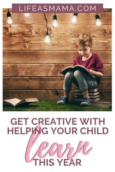 As a parent we want nothing but the best for our kids. Learning is no exception. There are so many ways to get creative without being too formal. It may be easier than you think! #learning #creativelearning #teachingathome #lifeasmama Fun Crafts For Kids, Projects For Kids, Kids Education, Physical Education, Us School, Advice For New Moms, Good Student, Step Kids, Good Parenting