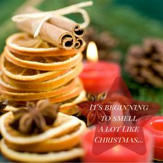 Simmering Spices - Make Your Home Smell Like Christmas