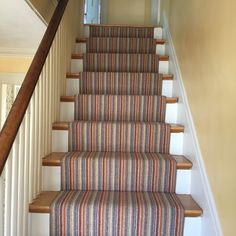 We are the carpet and rug experts in Boston. We will custom fabricate stair runners, area rugs and hall runners to fit your home perfectly. Carpet Stairs, Industrial Design, Interior Design, Design Blogs, Stair Runners, Stripes, Popular, Patterns, Home Decor