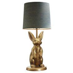 The Emily   Meritt Bunny Table Lamp #pbteen