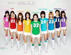 Girls Generation / SNSD, Girls Power