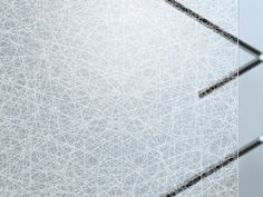 Vidrio decorado satinado MADRAS® CROSSING MATE' DOUBLE FACE - Vitrealspecchi