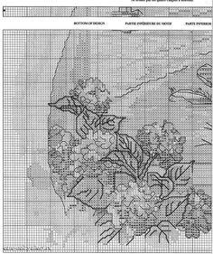 Cross Stitching, Cross Stitch Embroidery, Cross Stitch Patterns, Cross Stitch Sea, Cross Stitch Flowers, Cross Stitch Landscape, Ocean Scenes, Blue Cross, Needlework