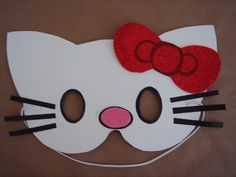 hello kitty mask template - 1000 images about kids hello kitty on pinterest hello