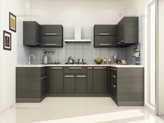 Small Indian Kitchen Design  Interiors  Indian Home Decor Prepossessing Home Kitchen Design India Inspiration Design
