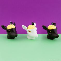 디어 세라믹 홀더Deer Ceramic Holder by the jacks