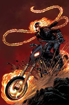 Marvel Extreme Style Guide: Ghost Rider Metal Prints Metal Print - 46 x 61 cm Marvel Comics, Marvel Art, Marvel Heroes, Ghost Rider Wallpaper, Boat Wallpaper, Ghost Rider 2, Ghost Rider Marvel, Best Wallpapers Android, Spirit Of Vengeance