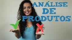 Análise de Produtos- Cremes e Máscaras  Dani Marcelino