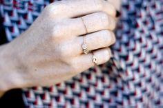 Ariel Gordon rings. #arielgordonjewelry