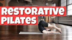 Restorative Pilates Rolldown Sequence
