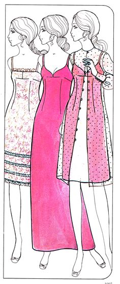 70s sewing patterns!
