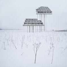 Surreal Architecture par Matthias Jung - Journal du Design