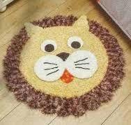 Resultado de imagem para tapete de croche banheiro joaninha