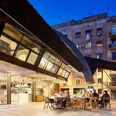 Restaurant Caballa Canalla Barcelona @ Mercat de la Barceloneta, Barcelona
