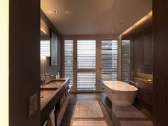 SimmenGroup | Badezimmer - SimmenGroup Interior Architecture, Bathrooms, Bathtub, Dreams, House, Full Bath, Bathing, Architecture Interior Design, Standing Bath
