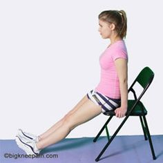 Great exercises for knee pain and strengthening knees ...
