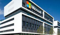 Microsoft HQ | Corian