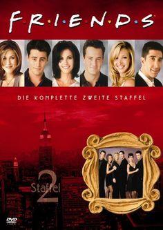 Friends - Die komplette zweite Staffel