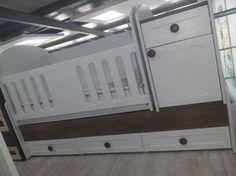 Coalo-трансформиращо легло-люлка Damla 70х180 • Baby.Galix.bg