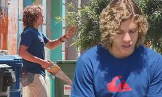 This is one exceptional young adult. As he only gets recognized as Arnold Schwarzenegger's love child. But, Joseph Baena volunteers at Salvos to help out the community of Compton.