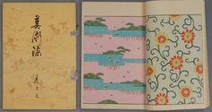 "Japanese vintage woodblock print book ""Bijutsukai #3"",Meiji-era, Kyoto Design…"