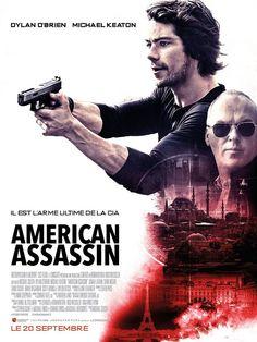 Watch Free American Assassin HD Free Movies at hd. Michael Keaton, Dylan O'brien, Cloud Movies, X Movies, Tv Series 2017, Film 2017, Beau Film, American Assassin Film, Disney Full Movies