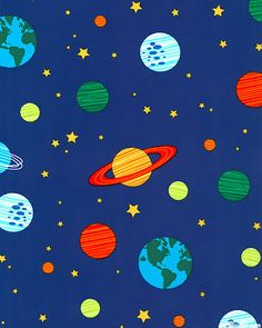 Atomic orbs molecules white fabric pinterest for Outer space fabric panel