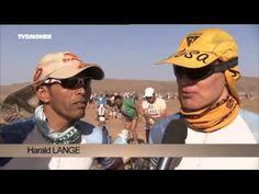 e étape de la 30e édition du Sultan Marathon des Sables, entre Jebel El ...