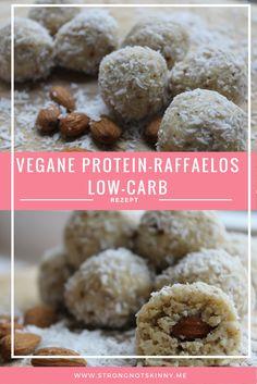 Vegan Protein, Protein Foods, Vegan Sweets, Vegan Desserts, Low Carb Blog, Low Carb Recipes, Vegan Recipes, Vegan Muscle, Vegan Nutrition