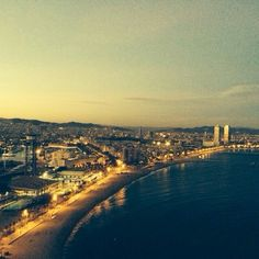 Barcellona ti amo The best view!
