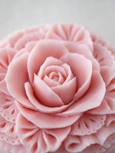 Soap Carving---I so want this in my powder room/bathroom.  Beautiful