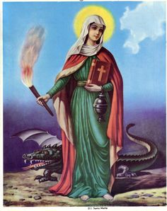 santa martha - Google Search