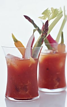 See our recipe for Zee Spotted Pig Bloody Mary
