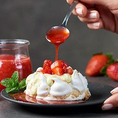 Rezeptideen Wiener Zucker Panna Cotta, Pudding, Ethnic Recipes, Desserts, Food, Marmalade, Pies, Mousse Cake, Bakken