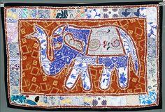 38 Wall Art Elephant Tapestry Ethnic India by ethnichandicrafts4u, $29.52