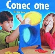 Conec One The One Game - Funny Memes. The Funniest Memes worldwide for Birthdays, School, Cats, and Dank Memes - Meme Stupid Funny Memes, Funny Relatable Memes, Hilarious, It's Funny, Connect Four Memes, Lol, Quality Memes, Best Memes, Really Funny