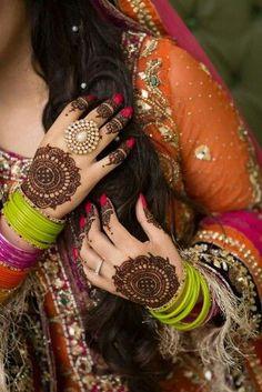 Latest Bridal Mehndi design 2016-2017