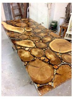 Epoxy Table Top, Wood Resin Table, Epoxy Resin Wood, Diy Epoxy, Wood Table Rustic, Diy Table Top, Resin Art, Resin Furniture, Furniture Design