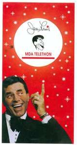 Jerry Lewis Muscular Dystrophy Telethon. It always meant the end of summer and going back to school.