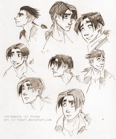 Jim Hawkins by Fukari.deviantart.com on @deviantART