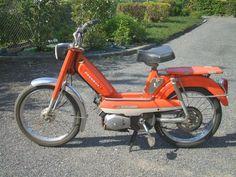 Ancêtre du scooter : les copains roulaient en Peugeot 103 ou 104 (en Mob')