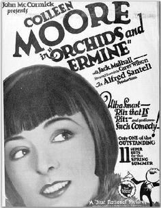 """Orchids And Ermine"" (1927)"