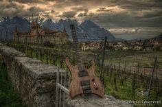Headless Guitar Design! by Patrick Hufschmid Photography, via Flickr