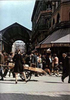Paris under Nazi occupation, 1941-44