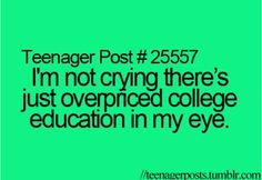 Lol not at Allied American University I have the best college ever! Teen Posts, Teenager Posts, College Humor, College Life, College Problems, I Love To Laugh, True Stories, I Laughed, Laughter