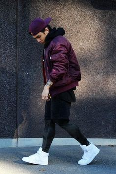 Street wear http://DigitalThreads.co | More outfits like this on the Stylekick app! Download at http://app.stylekick.com