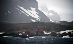 Record-breaking temperatures of were logged at an Argentinian research base in Antarctica yesterday. Scientists believe parts of the continent are warming three times faster than the rest of the world Weather And Climate, Climate Change, Ross Island, Australian National University, Pine Island, Sea Level Rise, Argentine, Rest Of The World, Antarctica