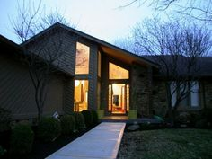 indiana mid century homes   Mid Century Modern Atomic Indy: Mid Century Modern Renovation